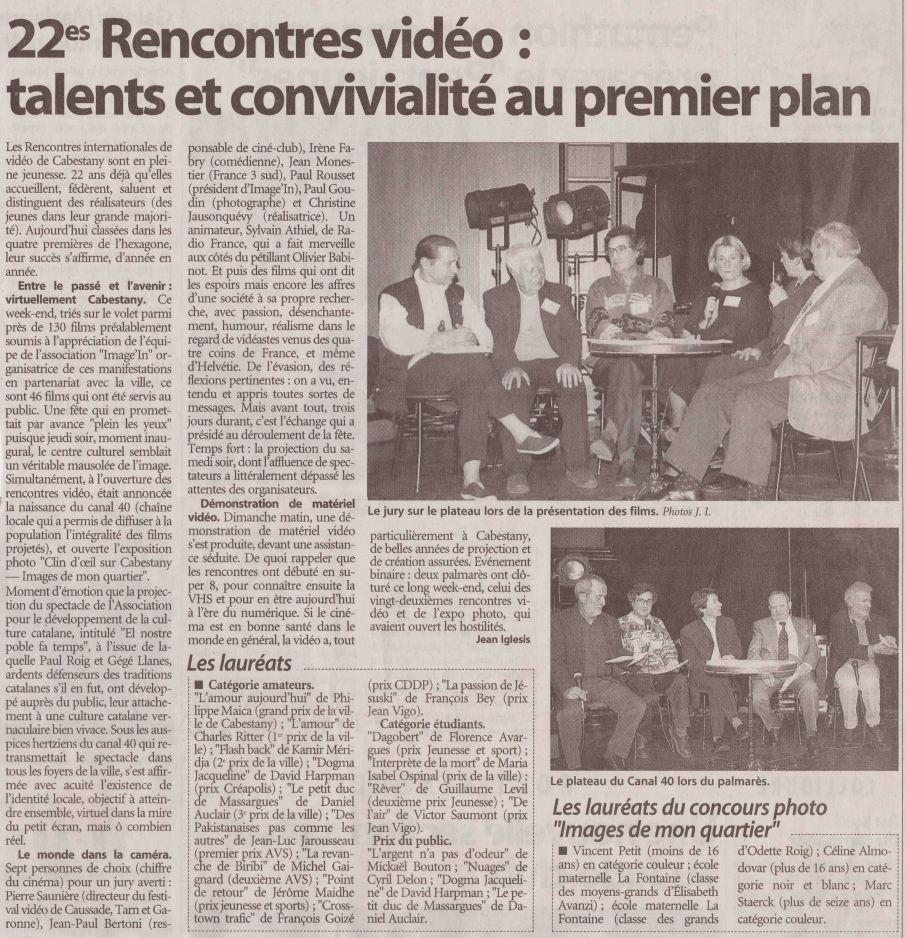 Metz rencontres europeennes de court metrage